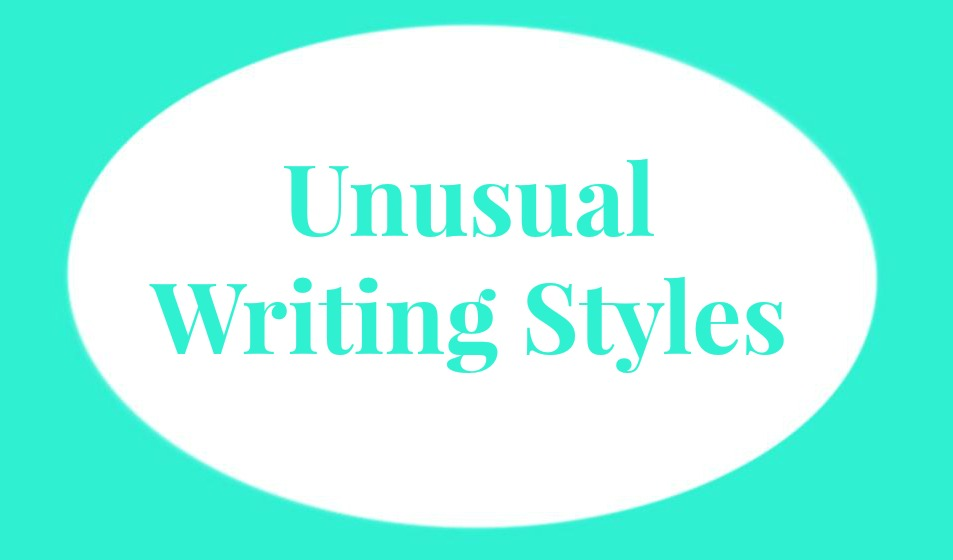 book writing styles A writer's style is what sets his or her writing apart and makes it unique style is the way writing is dressed up (or down) to fit the specific context, purpose, or audience word choice, sentence fluency, and the writer's voice — all contribute to the style of a piece of writing how a writer chooses words and structures sentences.